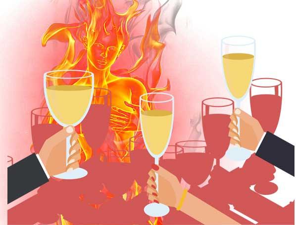 女性是否适合喝白酒 对白酒过敏