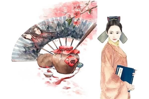 奇女子薛涛的故事如同美酒