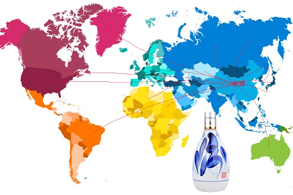 汾酒国际化