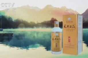 一个关于天朝上品贵人酒的广告视频