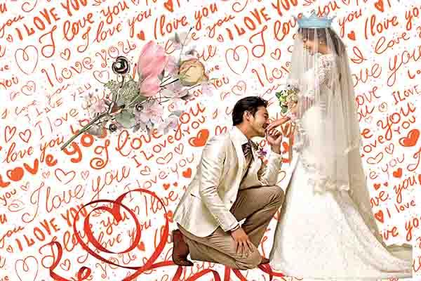 收获幸福的婚姻