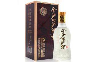 贵州酱香型纯粮酿造白酒 52度金沙回沙酒特制9年