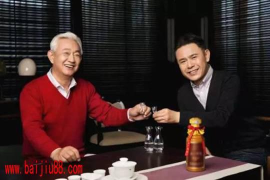 为什么中国男人喜欢喝白酒