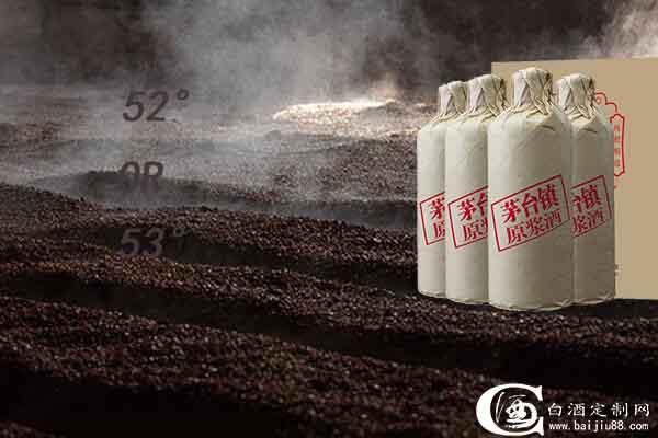 为什么茅台镇原浆酒有52度也有53度
