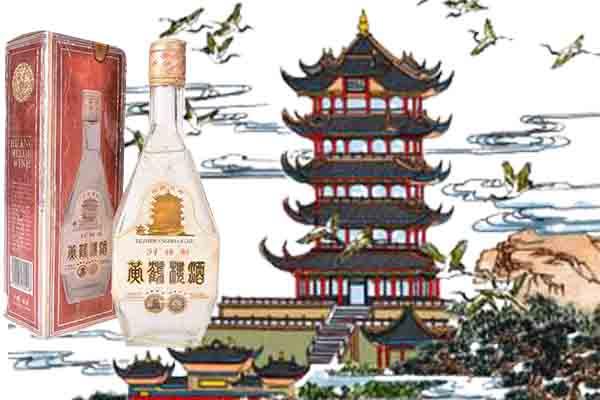 清香型白酒排名之特制黄鹤楼酒