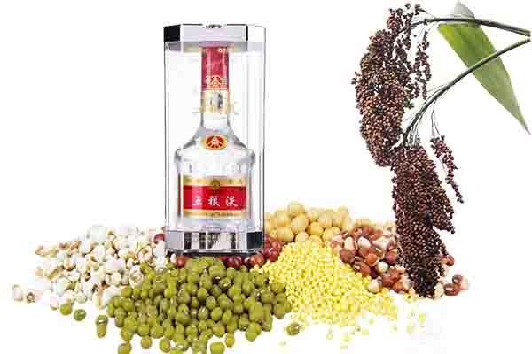 浓香型白酒排名之五粮液