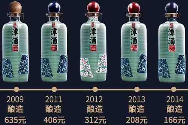 十年潭酒真年份什么价格、怎么样?