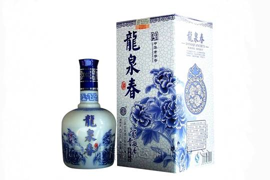 龙泉春白酒