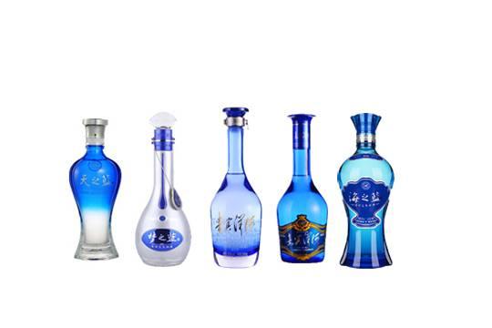 洋河蓝色经典系列产品
