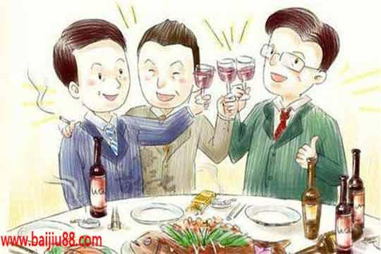 企业定制酒决定企业的未来