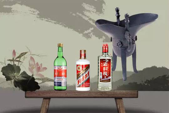 比较畅销的低端白酒品牌
