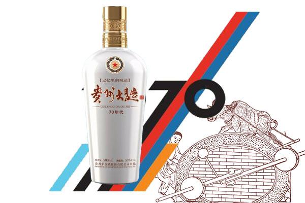 贵州大曲品牌史