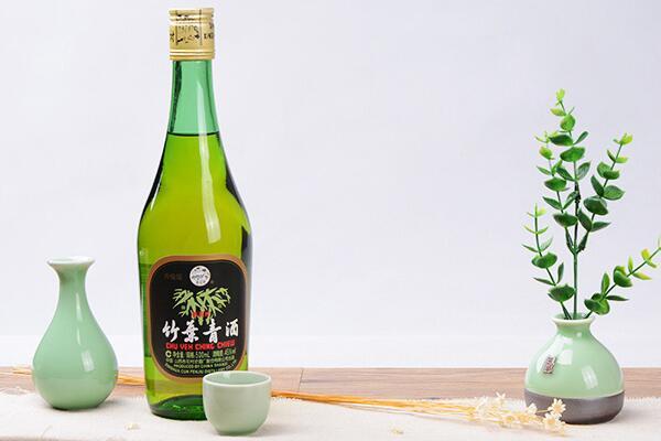 竹叶青酒的风格特点