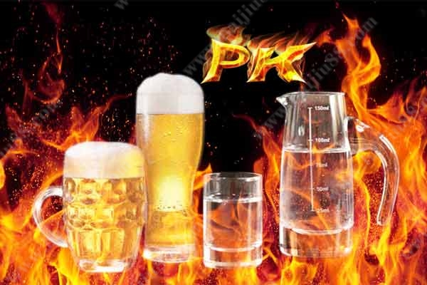 白酒与啤酒哪一种酒的发热量高