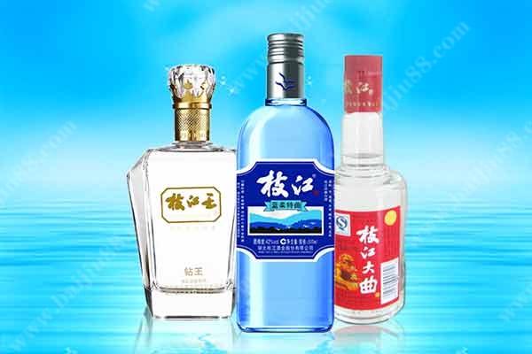枝江酒价格介绍及系列白酒点评