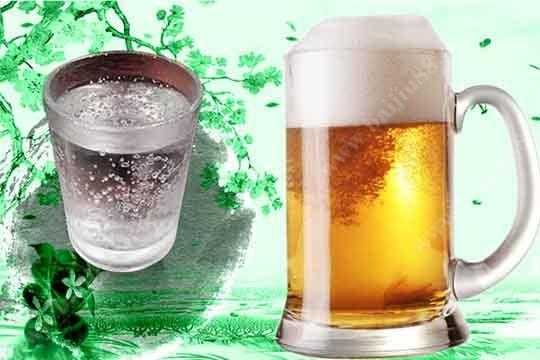 啤酒与白酒哪一种酒对身体伤害要小一些
