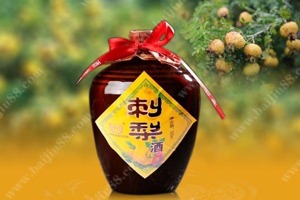 药食双绝-贵州特有的刺梨酒详解