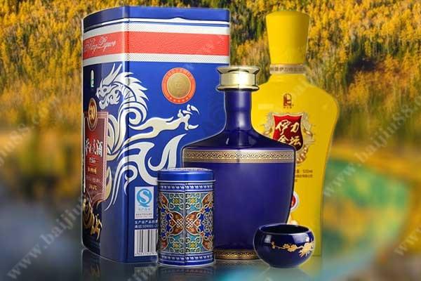 新疆名酒伊力特所有产品及其价格详细情况概阅