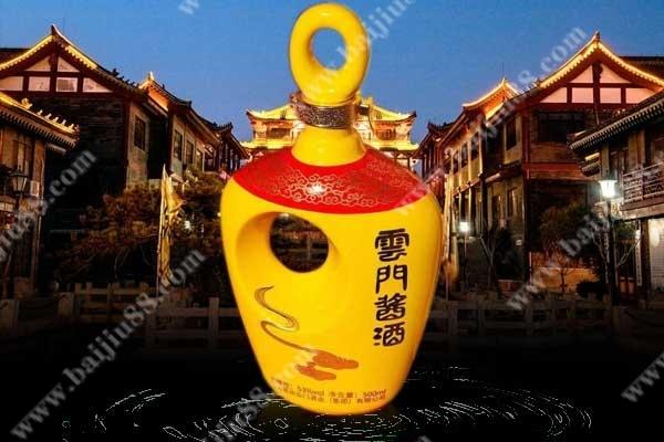 北派酱香-山东青州云门酱酒有哪些产品多少钱?