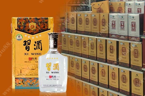 黔浓大牌-习酒浓香系列产品盘点