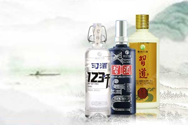 贵州习酒的哪些产品属于线上电商专属