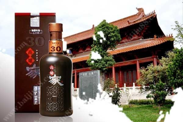 老子故里-盘点安徽省涡阳县高炉家酒线上产品及价格详情