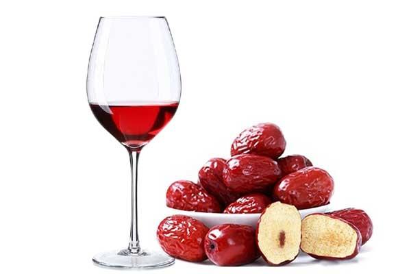 红枣酒有什么功效和作用