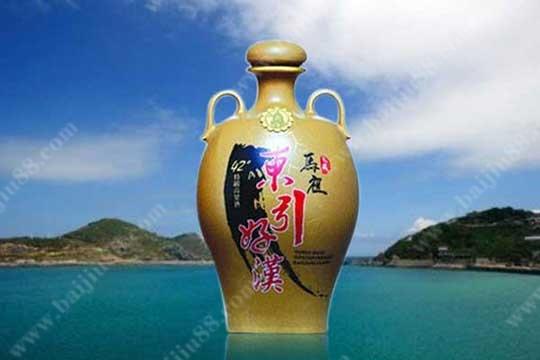 台湾的东引高粱酒怎么样