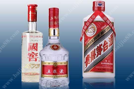 有哪些白酒品牌成为了国宴用酒