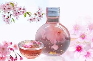 樱花酒是怎么制作的?