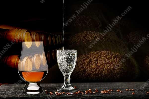国内传统白酒酒香和西方的酒类酒香有什么不同
