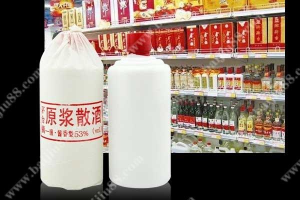 从星罗棋布开始谈光瓶酒的市场变迁