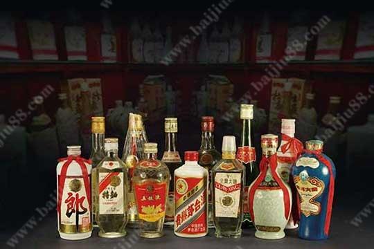 除了茅台酒,还有什么样的白酒适合收藏?