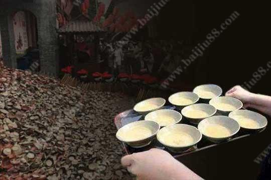西安酒文化-摔碗酒