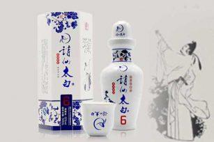 诗仙太白新花瓷酒的价格是多少?