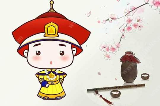中国历史上有哪些大酒鬼皇帝