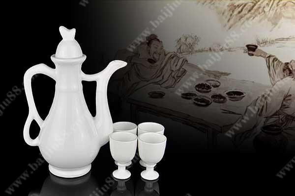 古代的白酒和现在的白酒