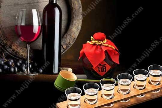 白酒和红酒混着喝会给我们的身体带来什么影响