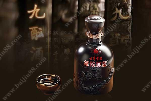 徽酒之王古井贡酒生产工艺有何特点-桃花曲又是什么