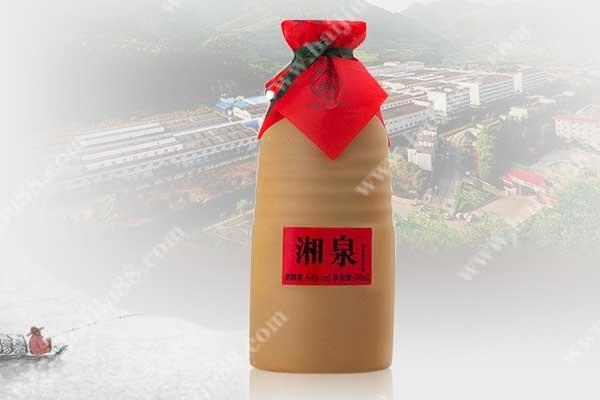 酒鬼酒低端产品54度湘泉酒怎么样-多少钱合适