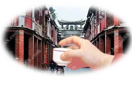 台湾、闽南地区的酒礼习俗