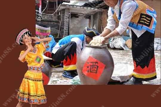 云南傣族喝酒的风俗习惯有哪些?