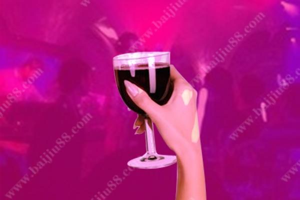 女生适合喝什么酒