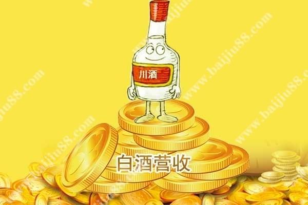 2018全国各省白酒营收排行榜四强