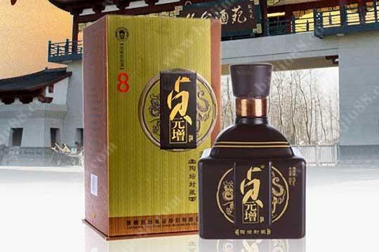 贞元增酒的价格