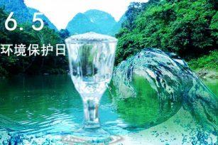 6月5日环境保护日,保护环境才能喝到好酒