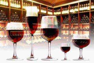 喝红酒的杯子叫什么?喝酒的杯子名字和图片