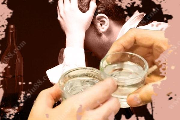 喝酒感觉头痛上头是酒量不好还是什么原因