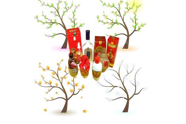 白酒在四个季度中品尝味道有区别吗