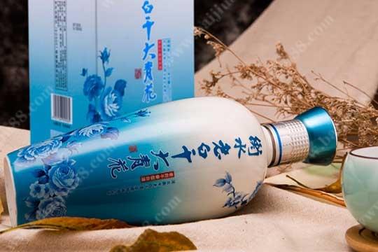 老白干青花系列酒产品以及价格